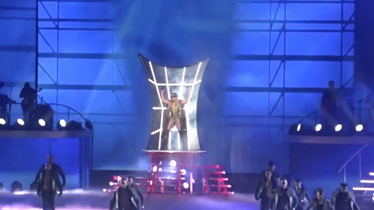 17.08.2016 - Britney Piece Of Me [1 Hour Show] Las Vegas