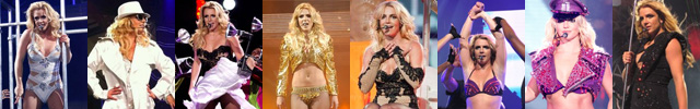 Britney Spears The Femme Fatale Tour 2011