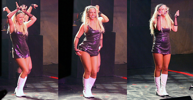 Britney Spears The M+M's Tour 2007
