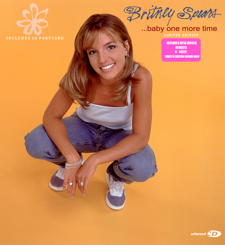 Baby One More Time (Digital Limited Revised Edition)