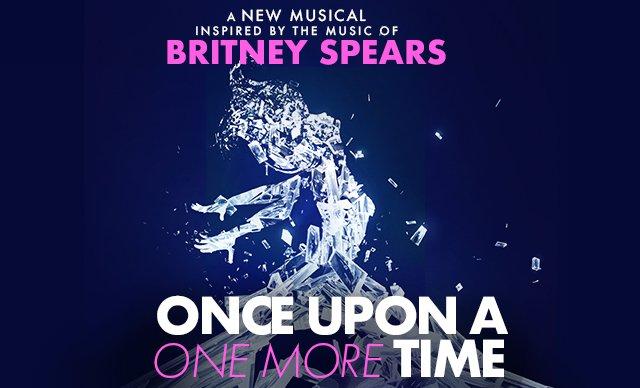 Постер предстоящего мюзикла «Однажды ещё раз»