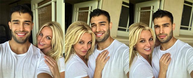 Новые личные фото Бритни Спирс в «Instagram»