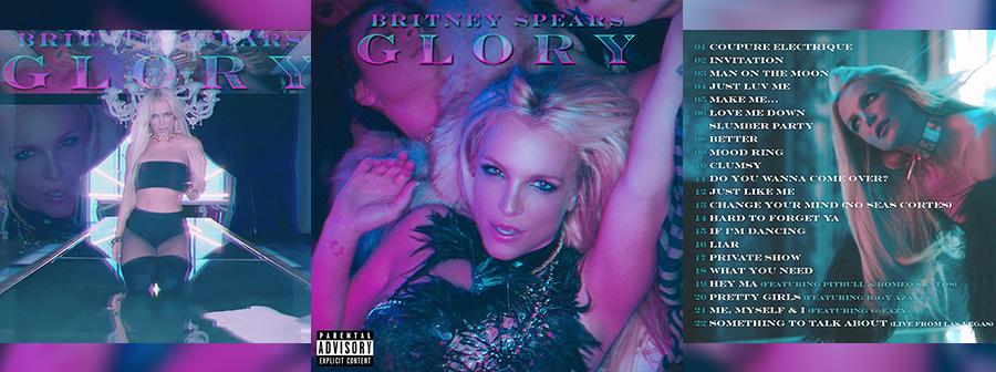Britney Spears - Glory (Fan Edition) 2019