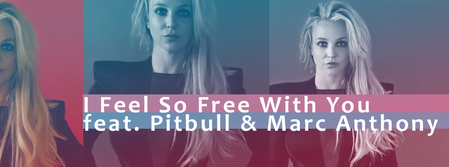 I Feel So Free With You (feat. Pitbull & Marc Anthony)