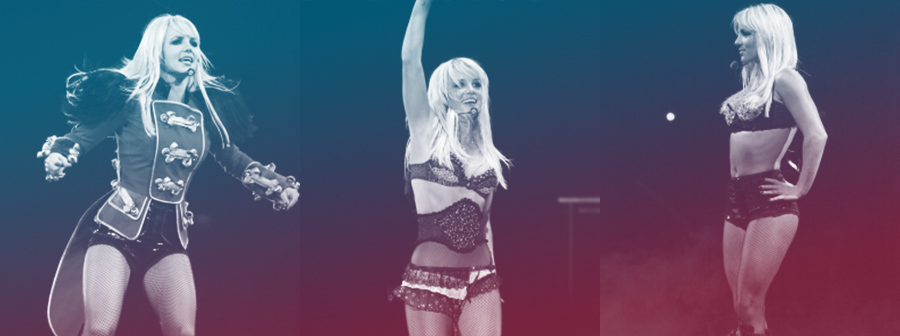 The Circus Starring: Britney Spears - London June 06, 2009