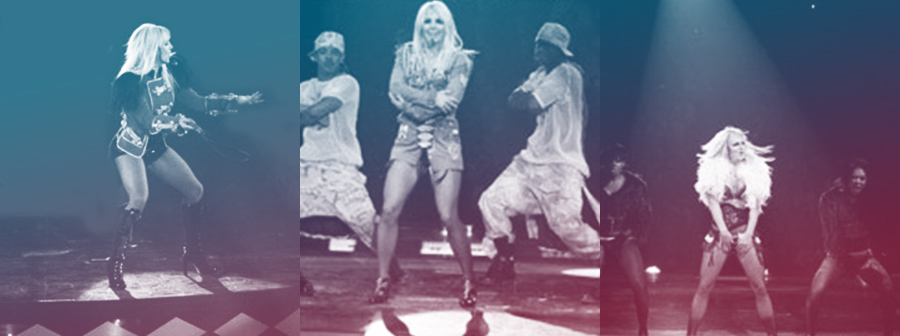 The Circus Starring: Britney Spears - London June 10, 2009