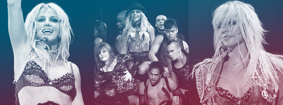 The Circus Starring: Britney Spears - London June 14, 2009