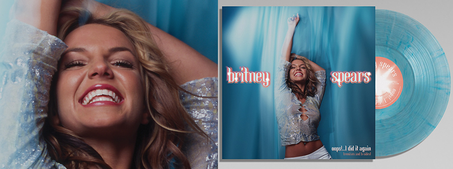 Britney Spears Media Oops I Did It Again Remixes And B Sides 2020