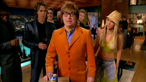 Austin Powers Britney Spears -Pepsi