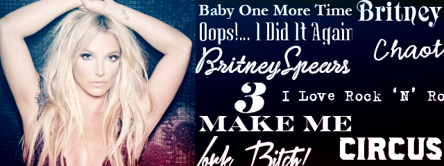 Britney Spears Fonts Download