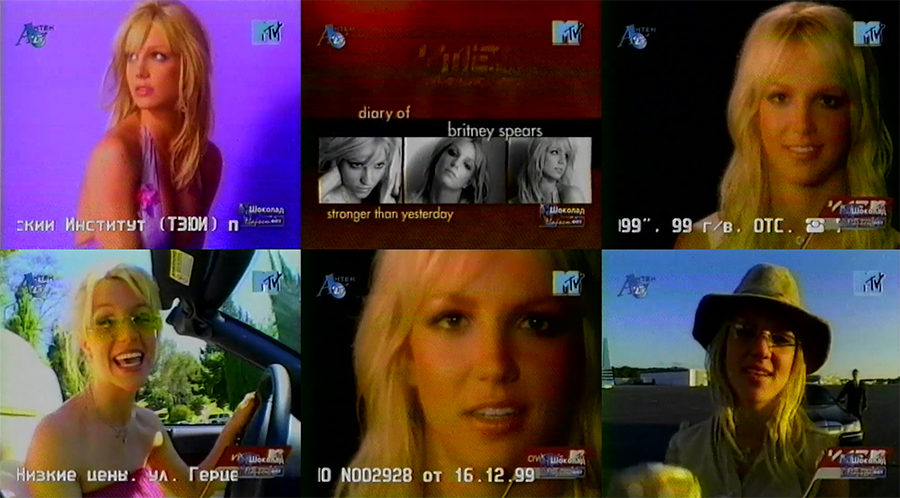 The Diary of Britney Spears (2001) MTV Russia