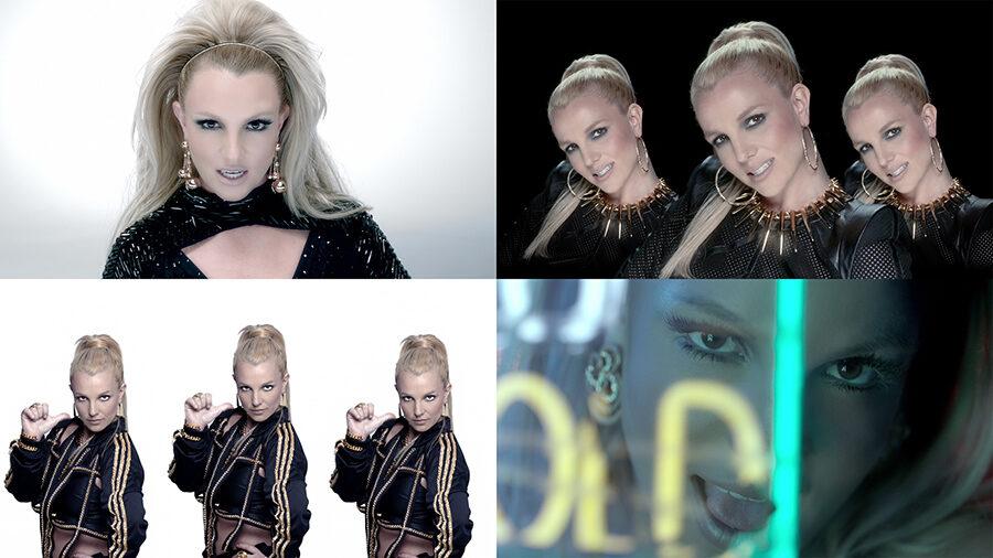 Scream & Shout [Remix] (2013)