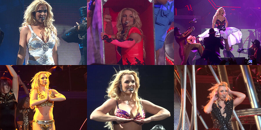 The Femme Fatale Tour - St. Petersburg, Russia (September 22, 2011)