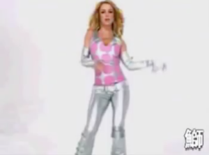 Britney Commercial for GG Tea V.2