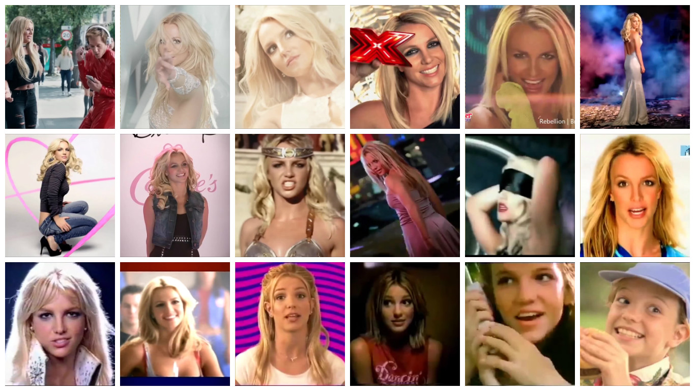 Download: Britney Spears ALL commercials (1993-2016)