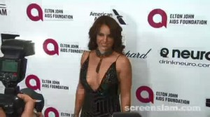 Britney Spears Arrival and Fashion Shot at Elton John's 22nd Annual Oscar Party