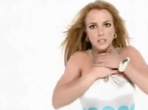 Britney Spears GG Tea Commercial