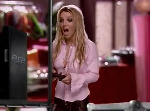 Britney's Dance Beat commercial