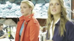 Designer Kira Plastinina meets Britney Spears