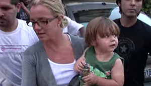 September 20 2007 Britney And Preston Shopping Together